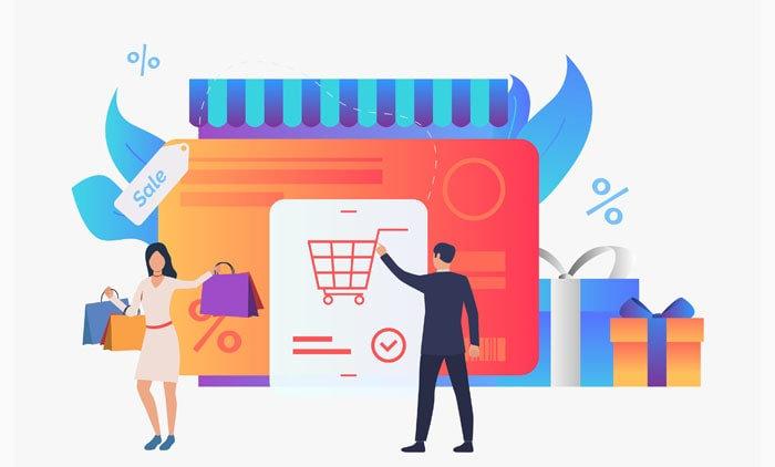 loja virtual desenvolvimento